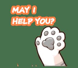 4cats(English) sticker #1327021