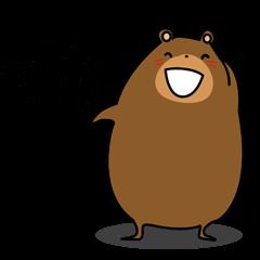 Hokkaido dialect (Bear series)
