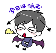 Devil and Angel sticker #1327588