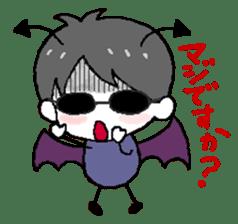 Devil and Angel sticker #1327592