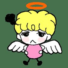 Devil and Angel sticker #1327608