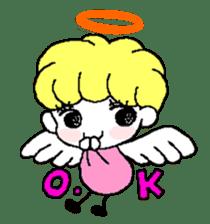 Devil and Angel sticker #1327610