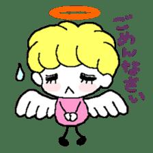 Devil and Angel sticker #1327611