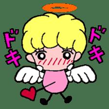 Devil and Angel sticker #1327612