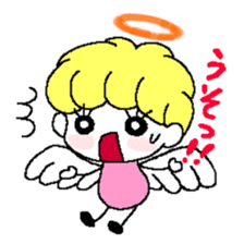 Devil and Angel sticker #1327613