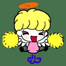 Devil and Angel sticker #1327614