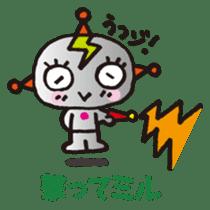 MIRUMIRU star people sticker #1327842