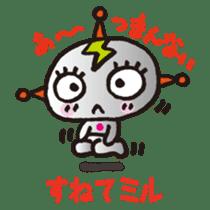 MIRUMIRU star people sticker #1327852
