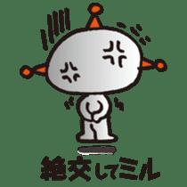 MIRUMIRU star people sticker #1327865