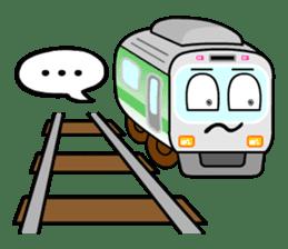 Mr. Commuter Train sticker #1328680