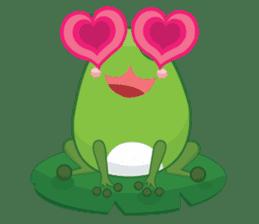 Froggie sticker #1329186