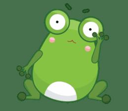 Froggie sticker #1329189