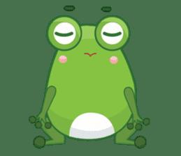 Froggie sticker #1329196