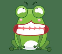 Froggie sticker #1329197