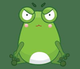 Froggie sticker #1329198