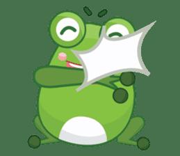 Froggie sticker #1329201