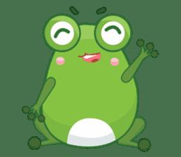 Froggie sticker #1329202