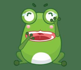 Froggie sticker #1329203