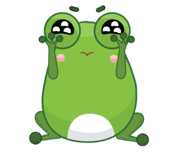 Froggie sticker #1329205