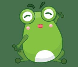 Froggie sticker #1329206