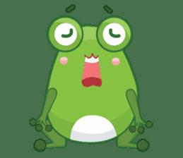 Froggie sticker #1329207