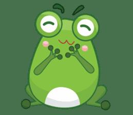 Froggie sticker #1329212