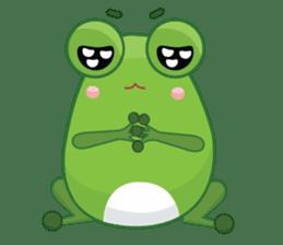 Froggie sticker #1329213