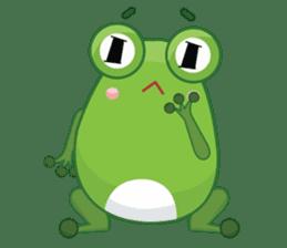 Froggie sticker #1329215