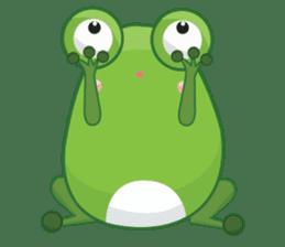 Froggie sticker #1329216