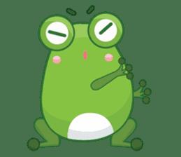 Froggie sticker #1329218