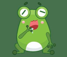 Froggie sticker #1329221