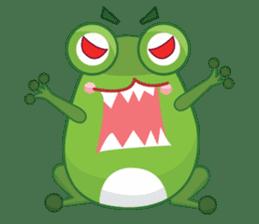 Froggie sticker #1329224