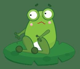 Froggie sticker #1329225