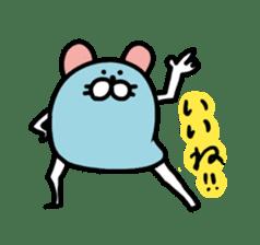 Chutaro mouse sticker #1329794
