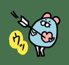 Chutaro mouse sticker #1329804