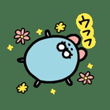 Chutaro mouse sticker #1329805