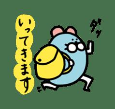 Chutaro mouse sticker #1329806