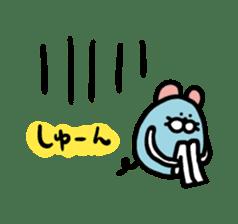 Chutaro mouse sticker #1329811