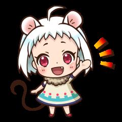 COMUGI of a rat