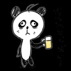 sloth panda