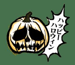 The skull sticker sticker #1334343