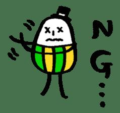 Egg-san sticker #1334507