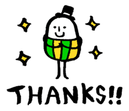 Egg-san sticker #1334508