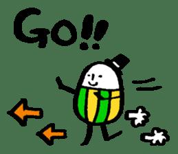 Egg-san sticker #1334514