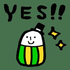 Egg-san sticker #1334515