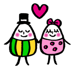 Egg-san sticker #1334544