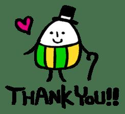 Egg-san sticker #1334545