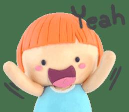 Cha-Om & Chompoo sticker #1335508