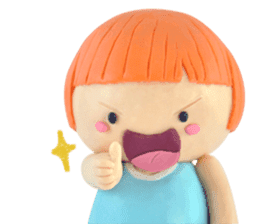 Cha-Om & Chompoo sticker #1335511