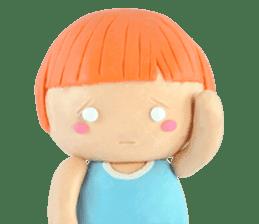 Cha-Om & Chompoo sticker #1335513